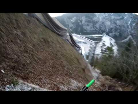 GoPro Planica Downhill Bike 112 km/h