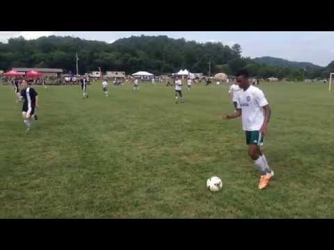 ⚽️ Andre Hood - College Soccer Recruiting Video - Class of 2016 ⚽️