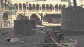 Carrera Armamentística COD4 | Carabina M4 | Por Sara
