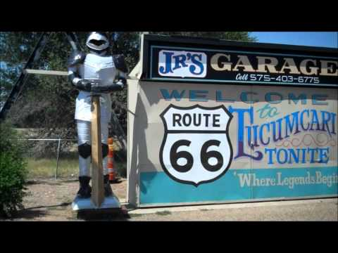 Historic Route 66 Motorcycle Tour