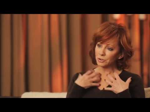 Reba discusses her track & music video