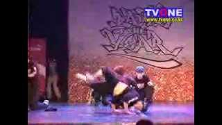 "Extreme Crew "" Battle Of The Year Korea 2002 """