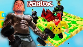 YOU CAN'T GET BIGGER IN THE GAME !! | Roblox
