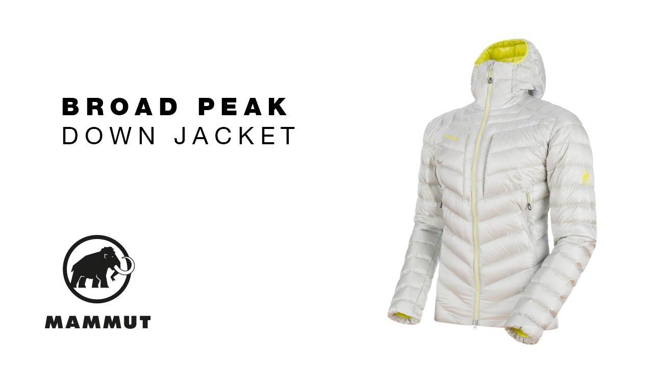 Peak Jacke sapphire S IN Broad Herren Hooded blazing WEDH92IY