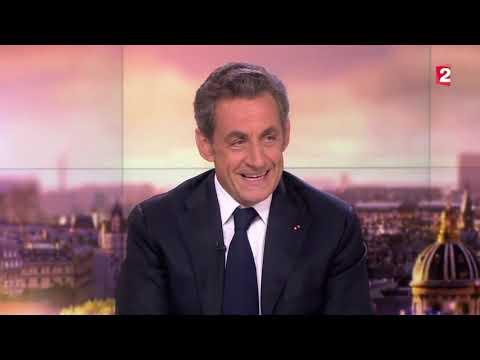 Interview de Nicolas Sarkozy version non censurée (il vous avoue presque tout…)