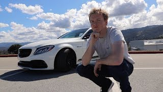 Is the $80,000 AMG C63S worth $20-30K more than an RS3 or M3
