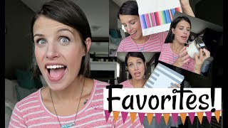 CURRENT FAVORITES! | LIFESTYLE, HOME, BEAUTY thumbnail