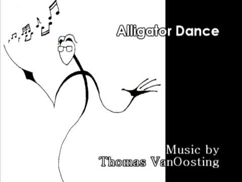 Playful Bouncy Mischievous Instrumental Music ( Alligator Dance )