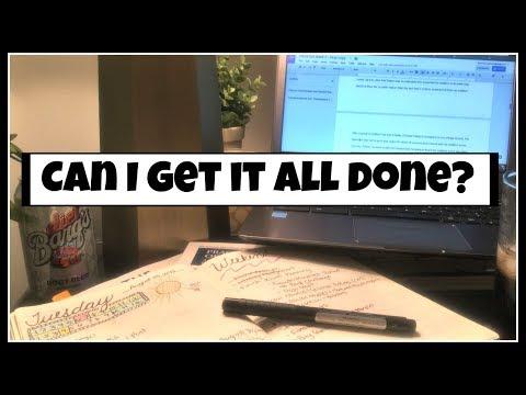 Teacher Vlog: I Can Do It!