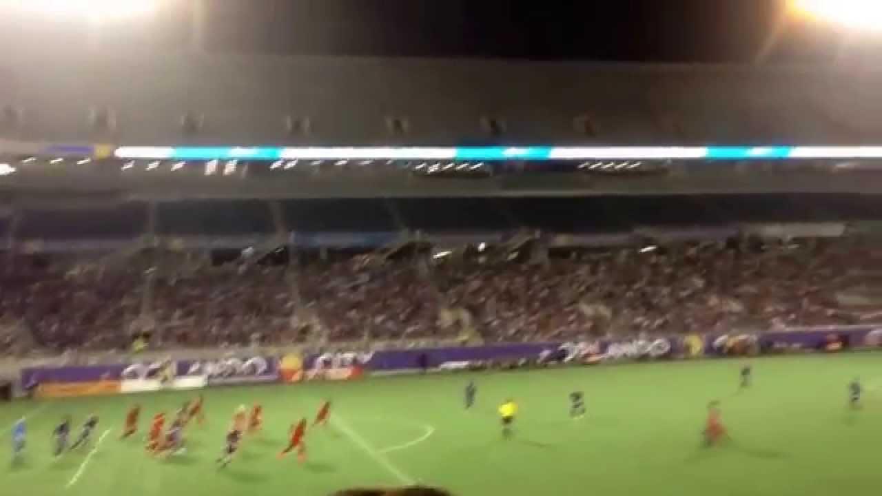 Kaka Free Kick Orlando City Sc Vs Toronto Fc 2015 Youtube