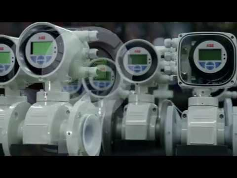 The Next Generation Of Electromagnetic Flowmeters - ABB ProcessMaster And HygienicMaster