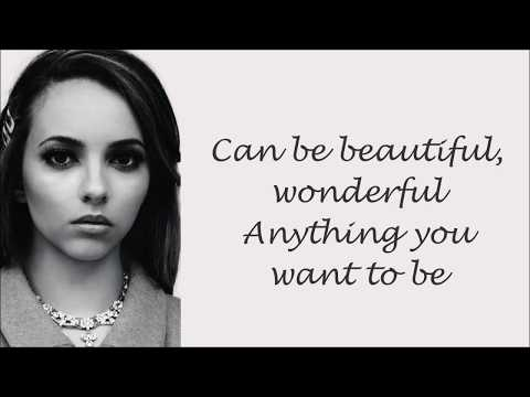 Little Mix ~ Little Me (Unplugged) ~ Lyrics