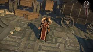 Path of Exile: Ivory Chaos Cloak