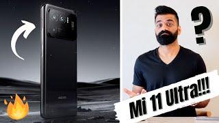Xiaomi Mi 11 Ultra-괴물 안드로이드 슈퍼 폰 !!! 🔥🔥🔥