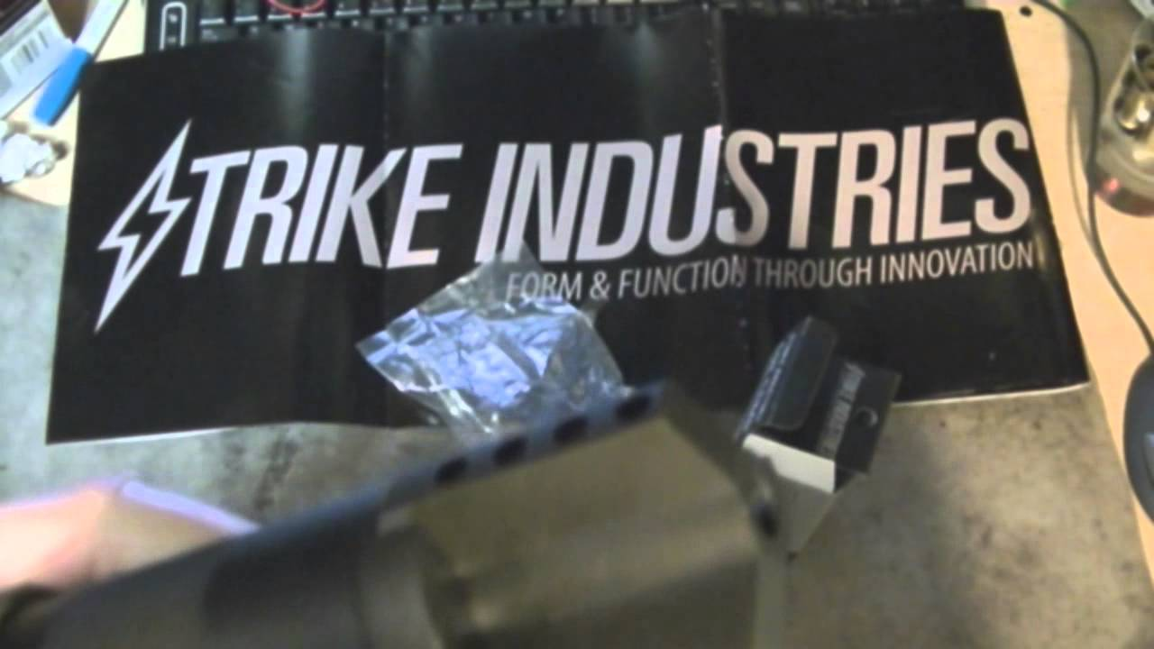 Strike Industries Fat Comp 01