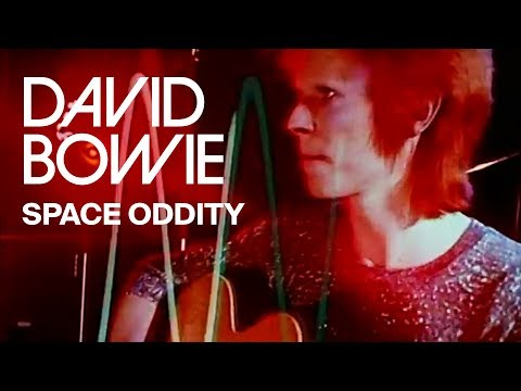 Space Oddity at 50: the 'novelty song' that became a cultural touchstone
