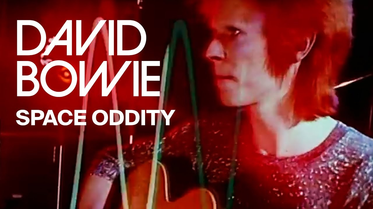 David Bowie Space Oddity Official Video Youtube