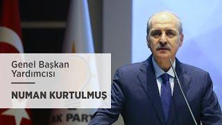 Genel Başkanvekili Kurtulmuş, Burdur aday tanıtım toplantısında konuştu