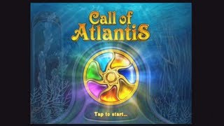 Call Of Atlantis HD - Gameplay [iOS]