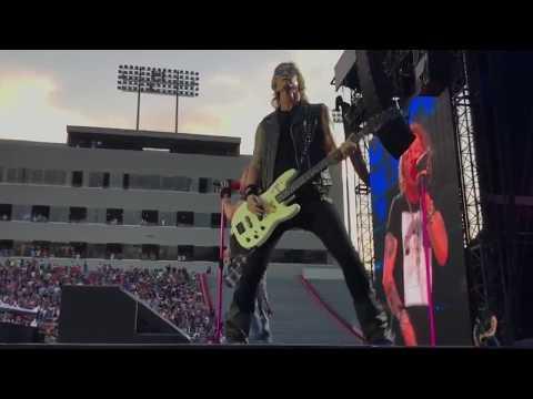 Guns N' Roses Live at War Memorial Stadium, Little Rock, AR [USA] August 5, 2017 [FULL CONCERT]