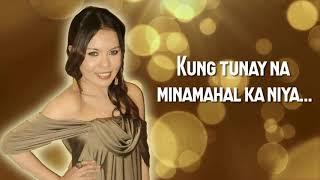 Kung Iniibig Ka Niya by Laarni Lozada (Kambal Sa Uma OST)   lyric video