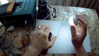 USB Светильник |  для рыбаков | просто жесть | освещение в походе