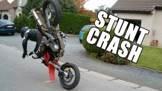 Stunt crash compilation