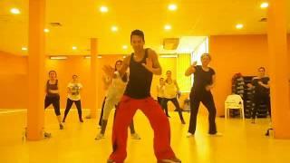 Nota De Amor Wisin Ft Carlos Vives y Daddy Yankee zumba* by Emanuel