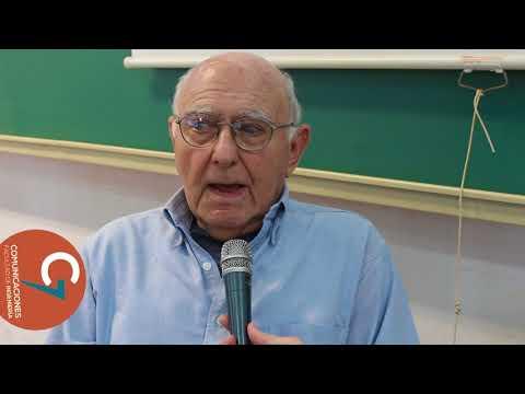 Charla sobre Ergonomía con el Ing. Carlos Slemenson