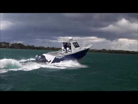 Offshore Marine Master 650 Walk Around Centre Cab