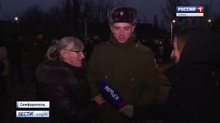 Осенний призыв: почти три тысячи крымчан пополнят ряды Российской армии