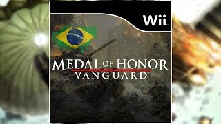 Medal of Honor Vanguard - Wii - PT BR + Link