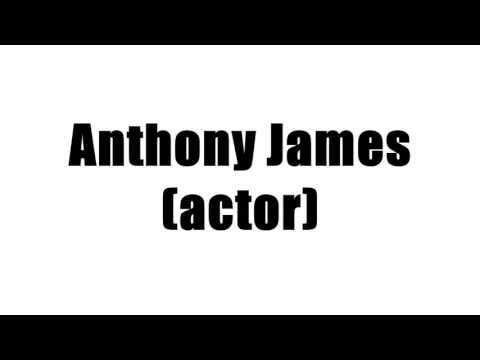 Anthony James actor