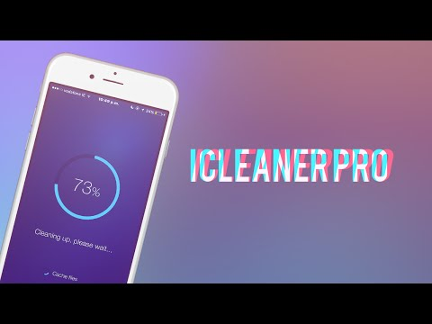 Icleaner ipa ios 9