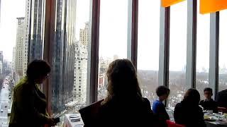Robert restaurant New York Manhattan  2013 12 15 12 58