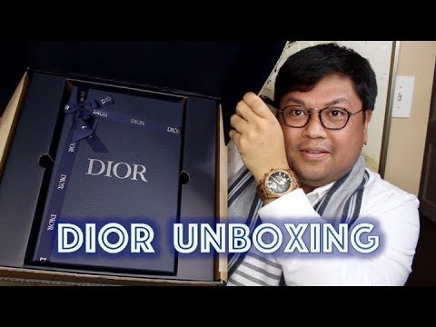 Dior SS19 Unboxing | Kim Jones | DocLUXURY