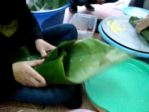 [EEC] Goi banh chung Tet 2011 (Goi tay)
