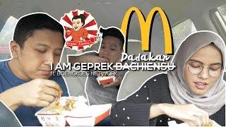 Ayam Geprek Mcd! Dadakan feat Boengkoes Network