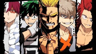 My Hero Academia OST - You Say Run