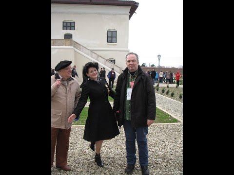 Inaugurarea Palatului Brâncovenesc De La Potlogi