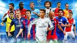 UEFA ŞAMPİYONLAR LİGİNDE EN ÇOK GOL ATAN 10 FUTBOLCU