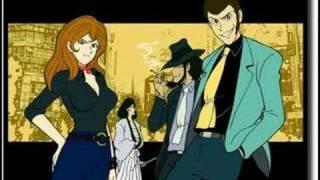 Lupin III - Primera Serie - Closing