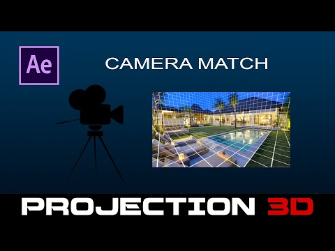 Projection 3D v2 Tutorial: Camera Match thumbnail