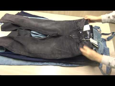 Джинсы+брюки жен Tom Tailor 20 шт 840 руб-шт