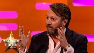 David Mitchell's Hilarious Rant On The Flat Earth Society | The Graham Norton Show
