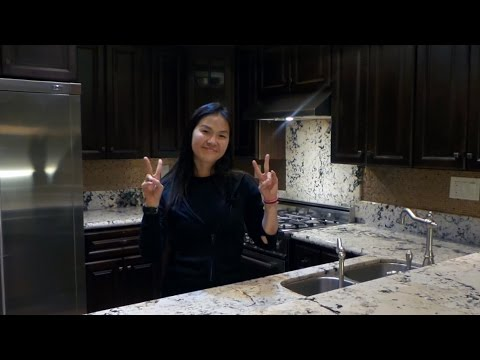 "DIY Ideas – How to Easily DIY Kitchen Backsplash – ""Peel and Stick"" Mosaic Tile"