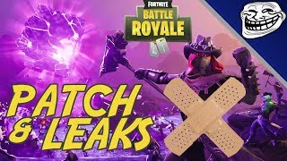 Fortnite Patch & Leaks: New AK47 Heavy Assault Rifle, NFL Cosmetics, Week 7 Challenges!!