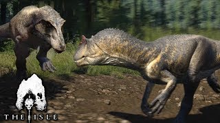 The King Of The Forest | Life of the Allosaur - The Isle