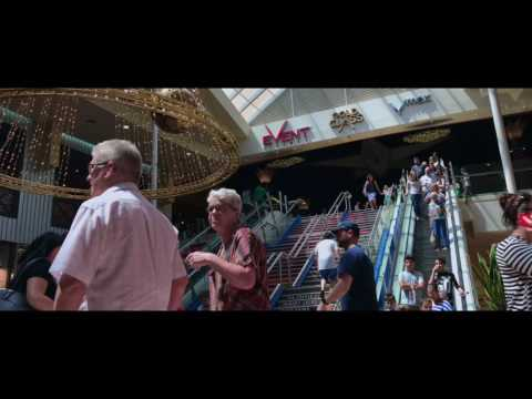 Adelaide Westfield Marion Centre - Post Christmas Shopping Madness -  Timelapse