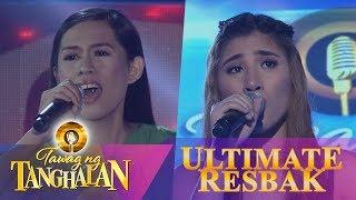 Download Tawag ng Tanghalan: Arabelle Dela Cruz vs. Lalainne Araña (Ultimate Resbak) Mp3